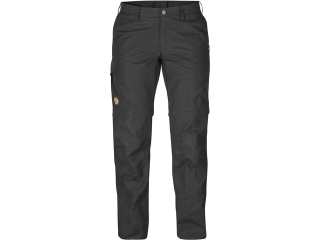 Fjällräven Karla Zip-Off Damen dark grey